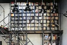 Libraries / by Caroline DeCesare
