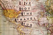Travel bug / by Chey