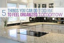 Get Organized & Lifestyle