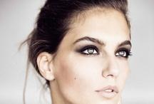 EYE MAKEUP! / #Eyemakeup tips, #how-to, #eye color makeup tricks, #eyeshadow / by Alana Barratt