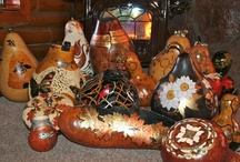 Cordelia's Gourds / by Korrie Ford