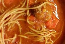 Soups / Soup recipes from bcmom's kitchen (and other soups I want to try)