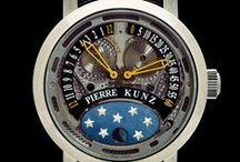 Industrial & Modern Design / Untraditional Watch Design