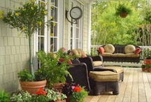 Outdoor Spaces / Because I love the outdoors more than anywhere else
