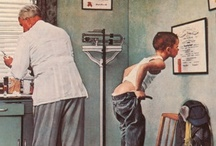 """ROCKWELL ❖ A Lifetime Legacy / I Love Norman Rockwell.  My most favorite is the Four Freedoms series.  ❖If you like this board, please stop by FB and """"Like"""" A Lifetime Legacy and also Vintapix. Follow us on Twitter @ALifetimeLegacy. Happy pinning! http://ALifetimeLegacy.com"""