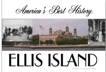 ELLIS ISLAND   / (Twitter/FB follow @ALifetimeLegacy) From 1855 to 1890, eight million immigrants came to the U.S. through Castle Garden in NY Harbor. Ellis Island opened on January 1, 1892, and over the next 62 years, more than 12 million people followed through this port of entry, within the shadow of the Statue of Liberty. These brave immigrants came to America with the dream of building a better life....for their descendants.