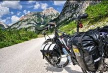 Alps & Dolomites - Austria, Switzerland, Italy / Bicycle touring in Alps and Dolomites - in Austria, Switzerland and Italy