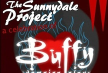 The Sunnydale Project - Buffy The Vampire Slayer / A two month long event (September & October 2012) to celebrate everything that is Buffy the Vampire Slayer