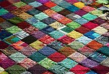 Knitting and knitwear