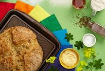 Paddy's Day / For a bit of St. Patrick's Day inspiration, we've gathered up a few good looking and tasty Paddy's Day delights party goers will love, and pinned our top pan picks to get the job done.