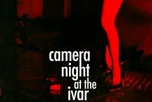 (NSFW) Camera Night At The Ivar / A group exhibition of rarely seen images from the Ivar Theatre in Hollywood featuring photographs by: Norman Breslow, Bill Dane, David Fahey, Anthony Friedkin, Michael Guske, Ryan Herz , Beth Herzhaft, Paul McDonough. The club drew many now-notable photographers including Garry Winogrand (who according to historian John Szarkowski, shot 150 rolls of film there), Bill Dane, David Fahey, Paul McDonough and Anthony Friedkin to name a few. Exhibited at drkrm October - November, 2012.