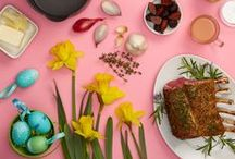 Easter Eats / Something delicious for your simple-gourmet Easter spread.