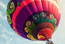 Hot Air BALLOONs / ❖Also pinning and tweeting @ALifetimeLegacy. Stop by FB and say hi/like A Lifetime Legacy and also Vintapix. Happy pinning, my friends.