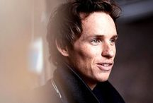 Eddie Redmayne / I finally broke down and made a board solely dedicated to this handsome man. He's so photogenic...I'm envious. LOOK AT HIM. / by Rebekah Ball