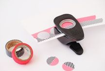 ~ Scrapbooking - Washi Tape IDEAS ~