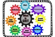 Grit and Growth Mindset / by Cathe McCoy
