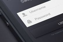 Graphics - Logins / by Marco Secchi