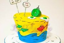 Dr Suess Cakes / by Jessie Edwards