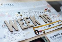 ~ Project Life - DIY Card IDEAS ~ / Ideas for making your own Project Life Ideas.
