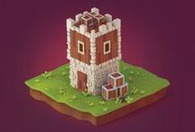 3D - Isometric / by Marco Secchi