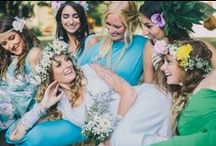 Modern Bride / Fuss-free, no-pouf zone for Brides seeking something classic, clean, and simple.