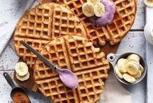 Breakfast | Recipes / Breakfast Recipes | DIY Home Brunch Ideas and Inspiration