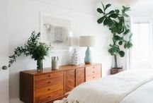 Bedroom | Home Decor / Bedroom Home Decor | Styling your Master Bedroom to be Bright and White | Style Inspiration and Ideas