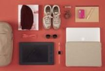Knoll. / Things organized neatly