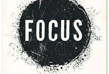 ~ One Little Word 2016 - FOCUS ~