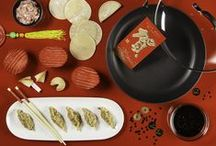 Chinese New Year / Some of our favorite Asian-inspired dishes for your reunion dinner inspiration!