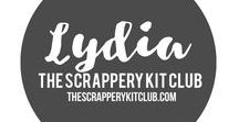 ~ The Scrappery Kit Club - Design Team Member ~