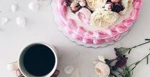Cakes | Dessert Table / The Most Beautiful and Unique Cakes on Pinterest