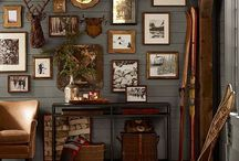 house and cabin ideas / by Linsey Williams