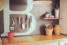 DIY/Ideas/Organization / by Linsey Williams