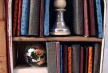 Book & Paper Crafts / Crafts that deal with making books, covering books, or paper in general. / by Stephanie Keever