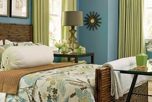 Ideas for the bedroom redo / by Lynne Hernandez