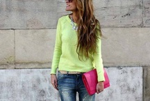 Casual Chic  / rugged, classic, effortlessly chic / by Marissa B