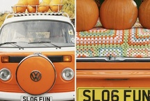 I love orange! / Just a random collection of orange things / by Lynne Hernandez