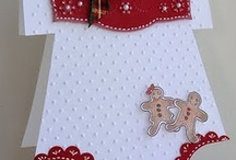 stampin and cricket stuff. / by Marie Savarie