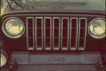 It's a Jeep Thing (and Truck) / by Stephanie Keever