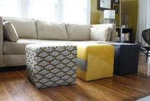 Living/Family Room / by Stephanie Keever