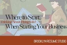 Career Snippets / Career and job search advice from my favorite sources | Brooklyn Resume Studio | www.bklynresumestudio.com / by Dana Leavy-Detrick | Brooklyn Resume Studio