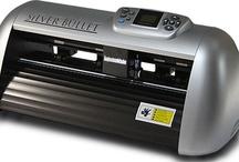 Silver Bullet Electronic Die Cutting machines / by Diane Oster