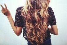 Hair / by Olivia Erickson