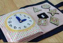Craft- Quiet Book / by Jeanette Brinkerhoff
