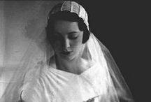 1930s Vintage Brides