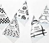 Milk Package / Package design, pakkaussuunnittelu