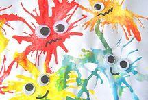 Little Kids' Arts & Crafts