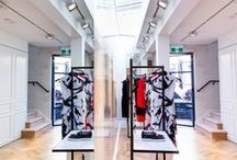 FIVE WAYS: THE JOURNEY / View the transformation of our new flagship boutique in Five Ways, Paddington.  / by CAMILLA AND MARC