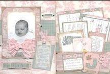 A few things I've made- Scrapbook / by Jeanette Brinkerhoff